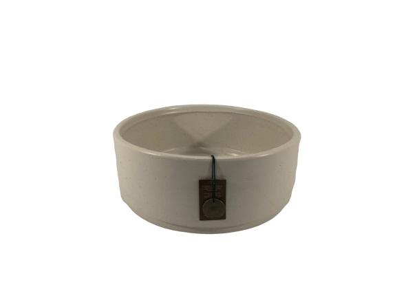 Ottawa dish 30 – 30x30x10 – white dots – 20004