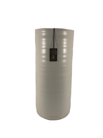 Ottawa vase 40 – 40x18x18 – white dots – 20007