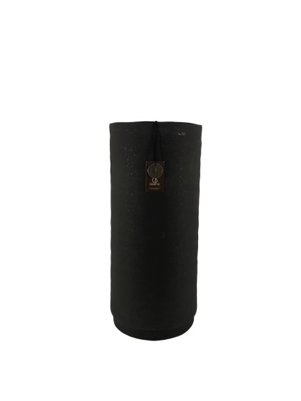 Ottawa vase 40 – 40x18x18 – black dots – 20018