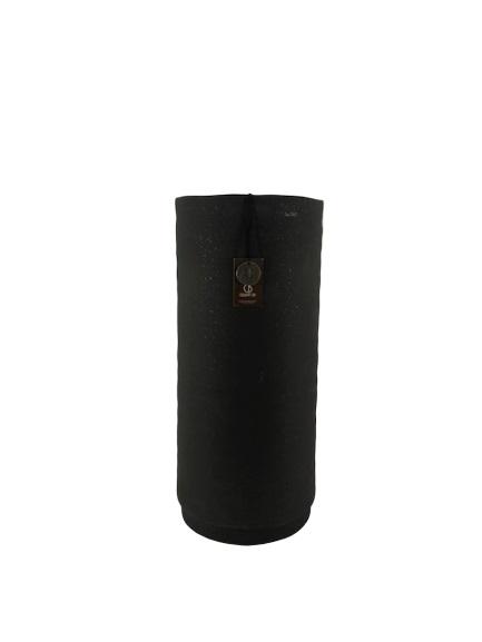 Ottawa vase 50 – 50x18x18 – black dots – 20019