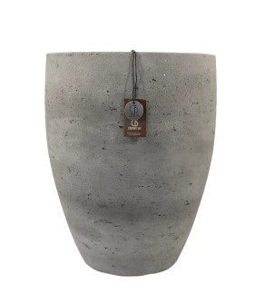 Adelaide Cement light  pot high A – 36×44 – Anth – 80009