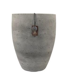 Adelaide Cement light  pot high B – 27×33 – Anth – 80010