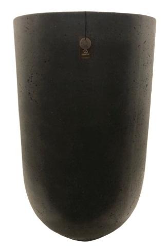 Clayton high bowl B – 40×65 – grey – 82953