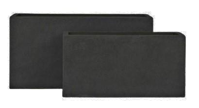 Clayton rectangle B – 80x30x40 – grey – 82973